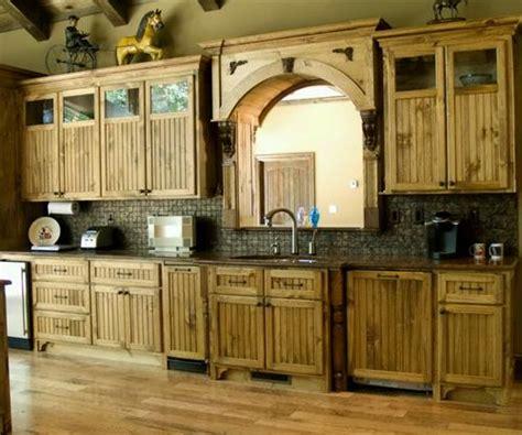 design   pallet wood kitchen cabinets pallets designs
