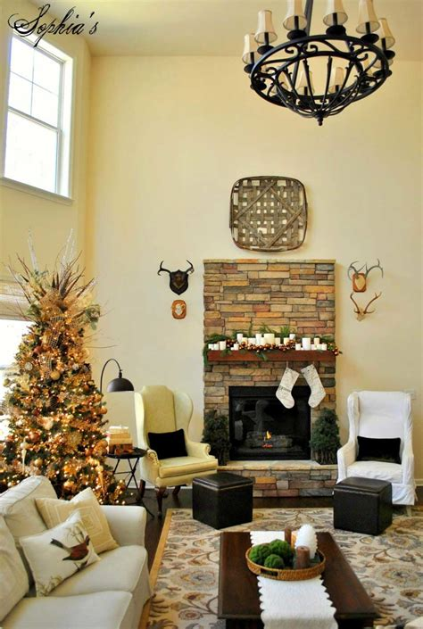 25 Stunning Ways To Decorate Your Living Room For