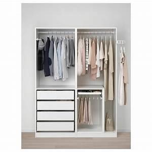 Kleiner Kleiderschrank Ikea : ikea pax wardrobe in 2019 pax kleiderschrank ~ Watch28wear.com Haus und Dekorationen