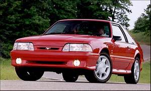 Timeline: 1993 Mustang - The Mustang Source