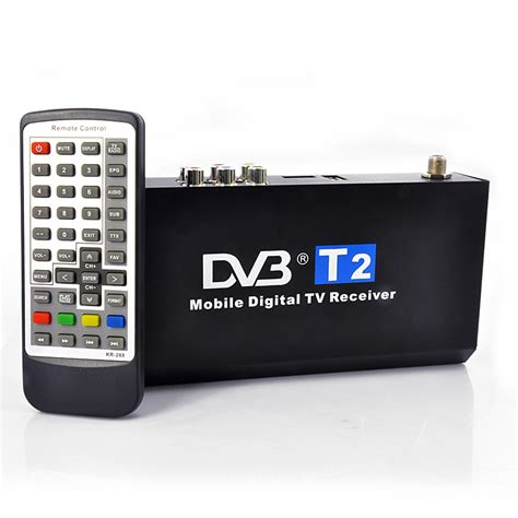 receiver für dvb t2 hd 1080p hd car dvb t2 digital tv receiver h 264 hdmi