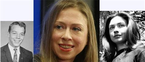 Chelsea Clinton Is The Biological Daughter Of Webb Hubbell