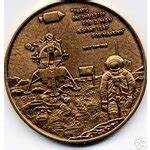 RARE Apollo 11 Moon Landing Commemorative Coin (12/17/2006)