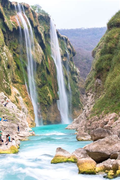 1000 Images About Waterfalls On Pinterest Mexico