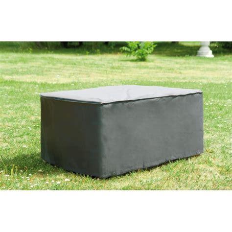 housse de protection pour canap de jardin housse protection grise 240 x 200 x 95cm prenium pour