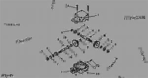 Gear Box - Frontier John Deere Sb1154 - Frontier