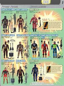 New Gi Joe Action Figure Guide To Debut At Joe Con