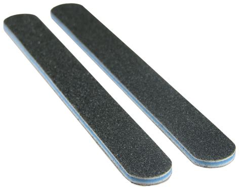 standard black 80 80 blu ctr washable nail file