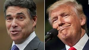 Rick Perry is Donald Trump's choice for energy secretary ...