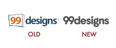 99designs has a new logo that it got in a meta crowdsourcing contest