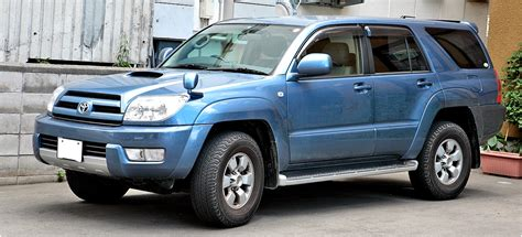 toyota surf car history of the toyota hilux surf toyota cars catalog