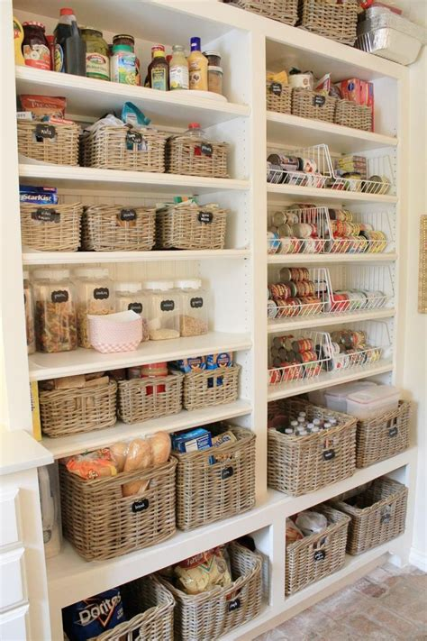 Best 25+ Open Pantry Ideas On Pinterest  Kitchen Pantries