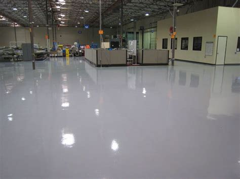 commercial coatings epoxy flooring solutions