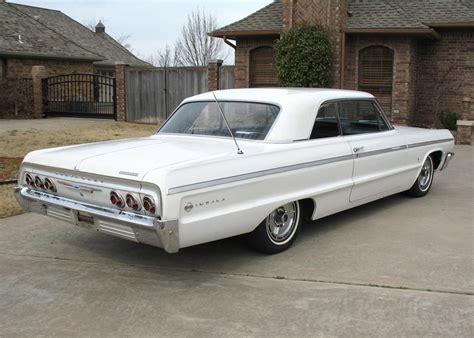 1964 Chevrolet Impala Ss 2 Door Hardtop 64375