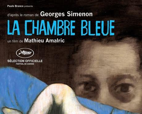 simenon la chambre bleue when i 39 m alone la chambre bleue 2014