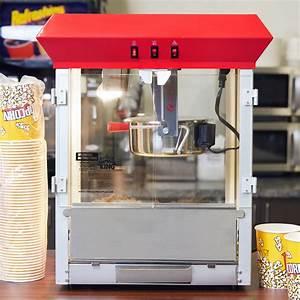 Carnival King Pm850 8 Oz  Popcorn Machine    Popper