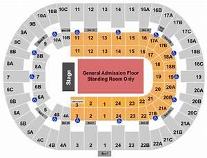Valley View Casino Seating Chart Hockey Pechanga Arena Seating Chart San Diego