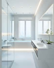 white bathrooms ideas modern white bathroom interior design ideas
