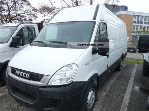 Iveco 35s13 New Cars 2012 Box-type Delivery Van
