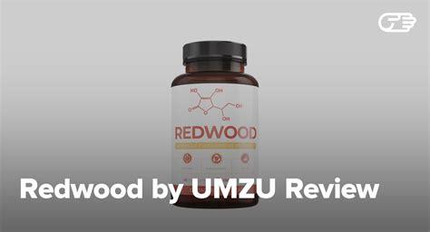 redwood  umzu reviews ingredients effectiveness side