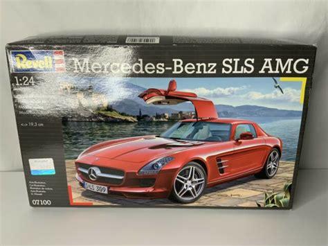 Get the best deals on parts for mercedes benz sls amg. Revell Germany 07100 1/24 MERCEDES SLS AMG Rvl07100 for sale online | eBay