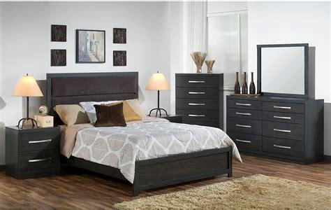tres chambre coucher ensemble de chambre à coucher willowdale 6 pièces avec