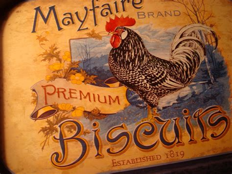 Country Primitive Rooster Decor Farm Ranch Kitchen Tray