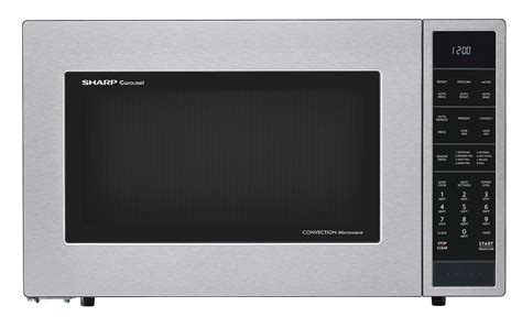 smcbs  cu ft stainless steel convection microwave