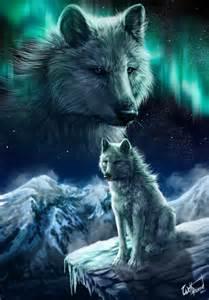 Beautiful Wolf deviantART
