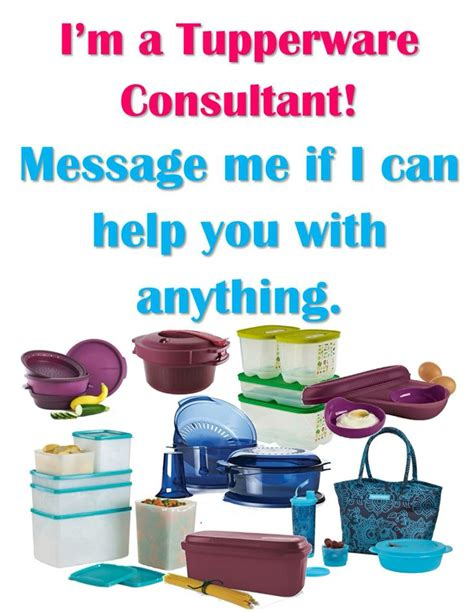 Exactly How Using A Consultant Can Benefit You by Tupperware Consultant Here To Help You You Can Also Order