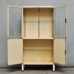 shop vintage iron medical cabinet from kovona 1950s on With kitchen cabinet trends 2018 combined with iron candle holders centerpieces