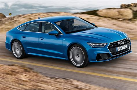 Refreshing Or Revolting 2019 Audi A7  Motor Trend