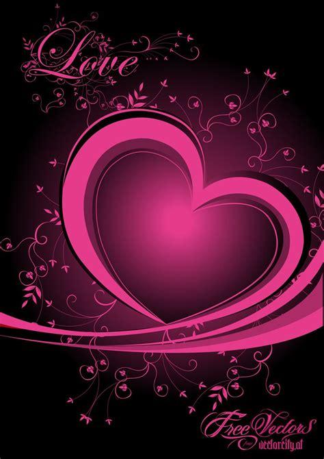 love heart vector vector art graphics freevectorcom
