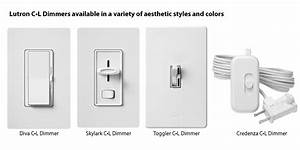 Lutron Maestro C L Dimmer Switch For Dimmable Led  Halogen  U0026 Incandescent Bulbs  Single