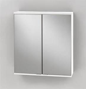 Spiegelschrank 55 Cm Breit : bad spiegelschrank 2 t rig 60 cm breit wei bad spiegelschr nke ~ Indierocktalk.com Haus und Dekorationen
