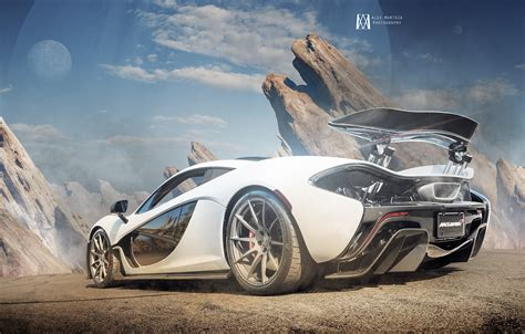 5 Awesome Wallpapers Of Mclaren P1 Pic.2