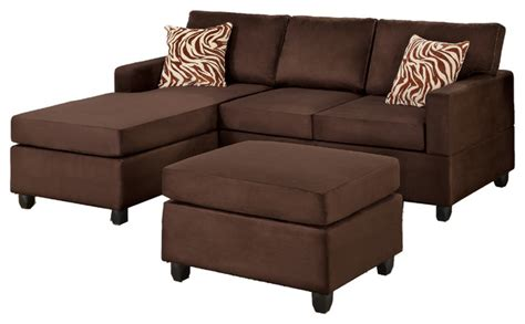 ottoman with matching pillows lille sectional couch with matching ottoman and accent