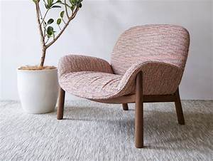monica förster design studio creates M chair for arflex japan