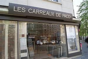 Les carreaux de paco se devoilent galerie photos d for Carreaux de paco