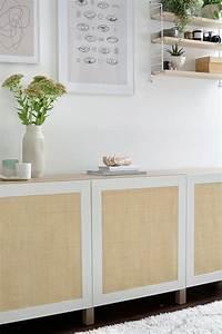 Ikea Hack Sideboard : diy cane sideboard ikea hack burkatron ~ A.2002-acura-tl-radio.info Haus und Dekorationen