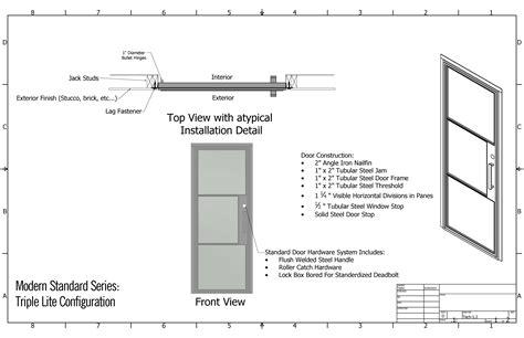 1 angle iron iron door specifications presidio steel doors windows