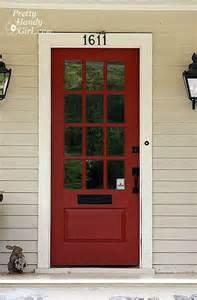 Sherwin-Williams Red Front Door Paint Colors