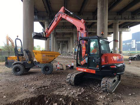 traction equipment mini excavator  ton