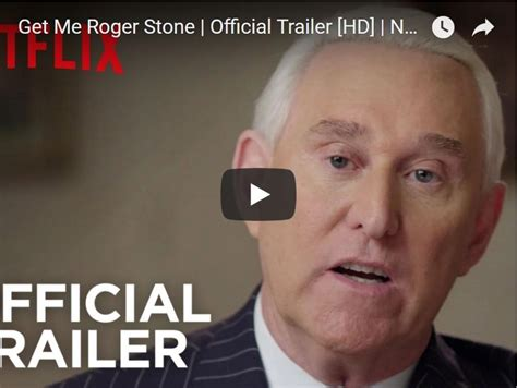 Get Me Roger Stone Friday Nite Videos March 9 2018 Portside