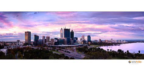 Perth Skyline By Furiousxr On Deviantart