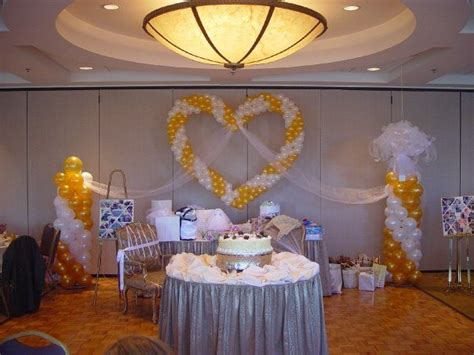 reception hall balloon decoration for wedding diy party
