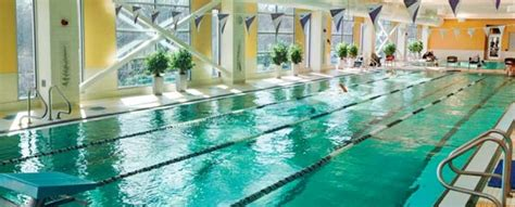 Swimming Pool At Acac Fitness & Wellness Centers