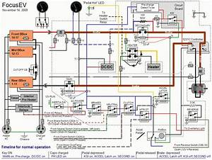 Ford Focus 2005 Wiring Diagram