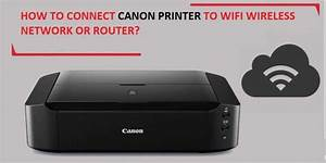 How To Connect Canon Printer To Wifi  Fixed   1