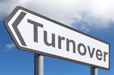 turnover costing  business chief  staff kc